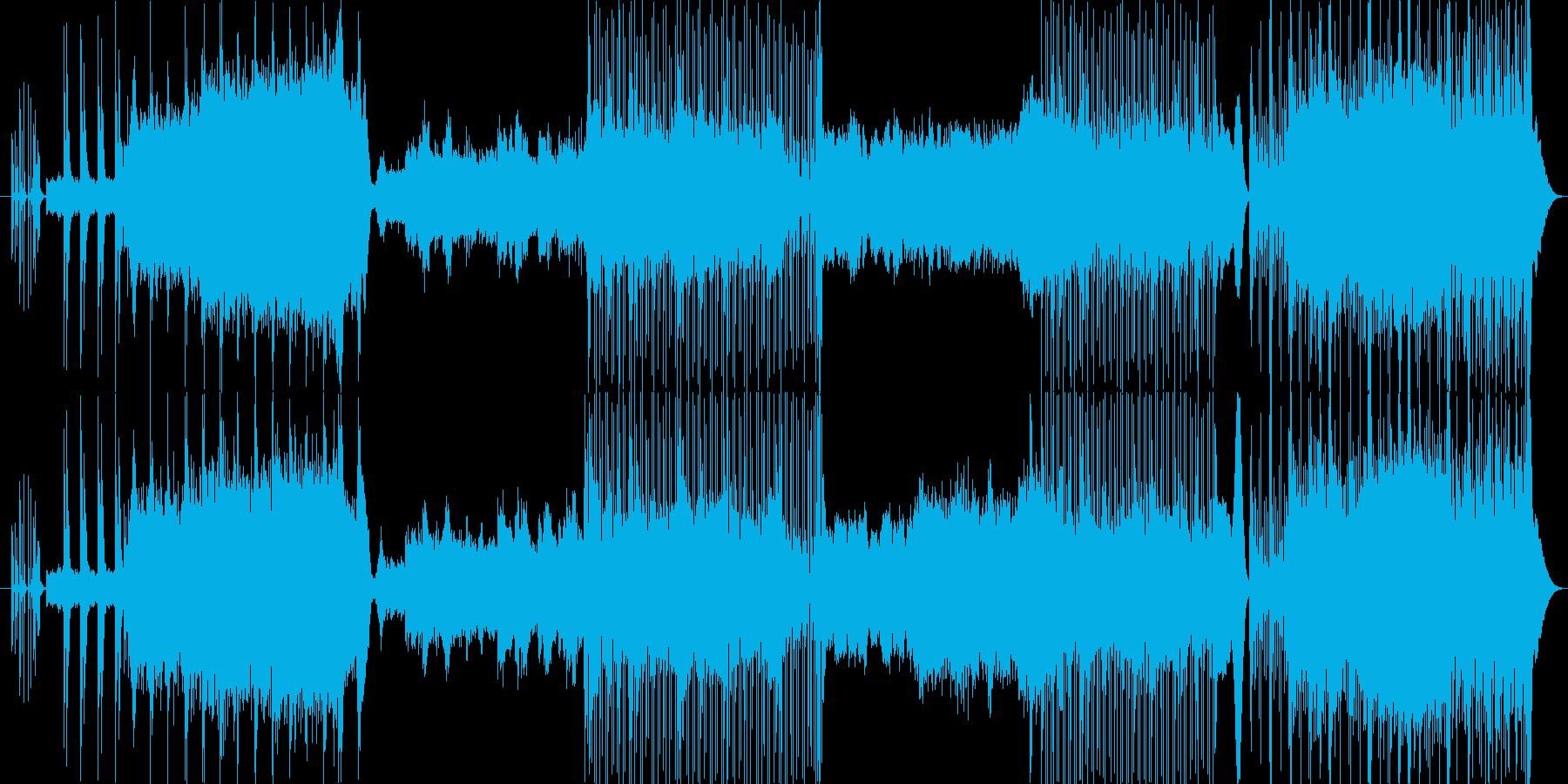 it's All スベテノハジマリの再生済みの波形