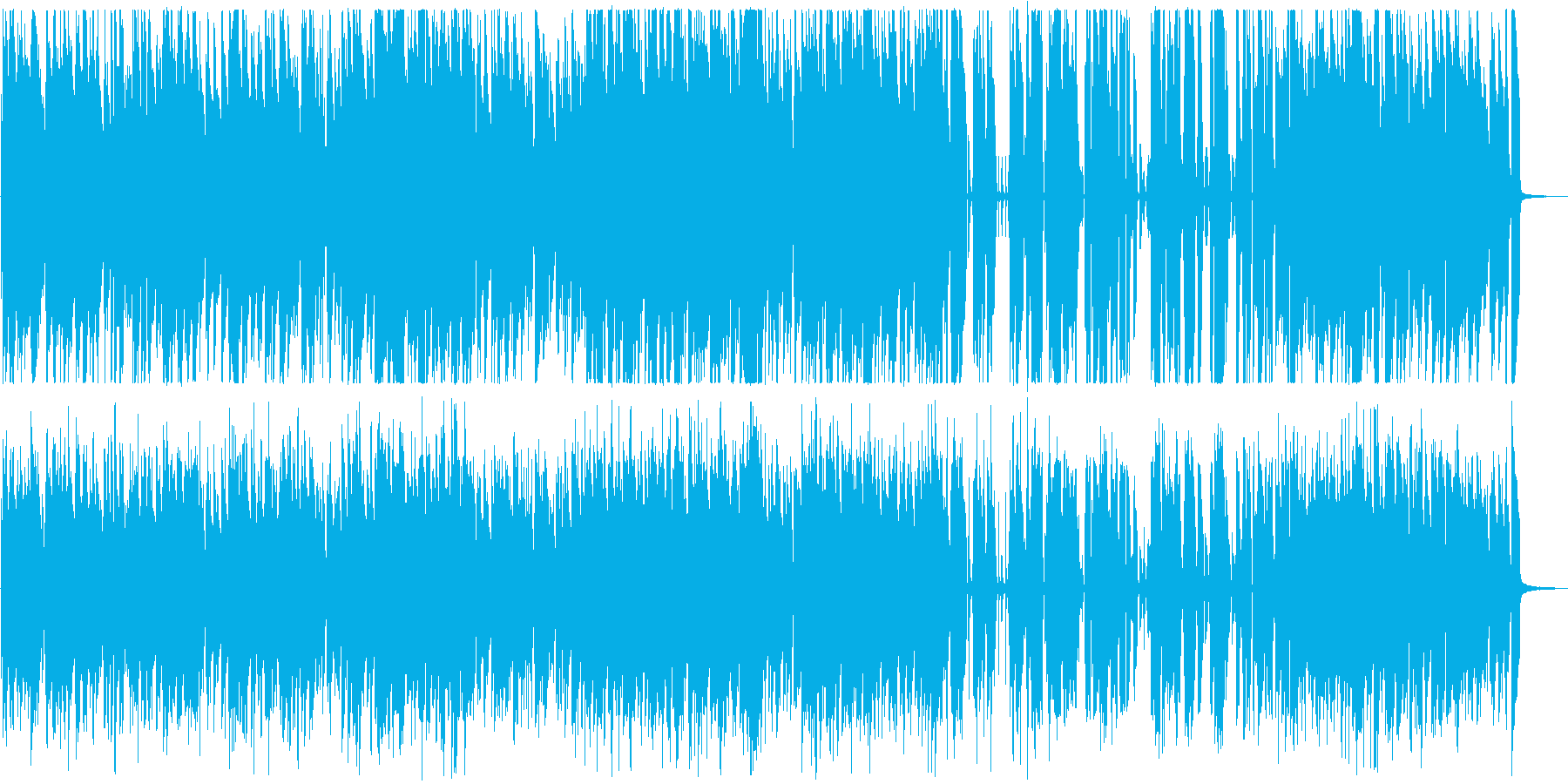 ピアノ・トリオNo.6/ベースソロ有の再生済みの波形