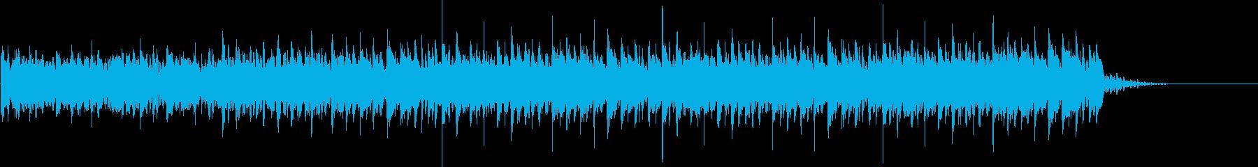 STARDANCEの再生済みの波形