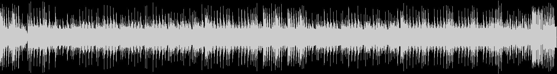 8bit ファンタジーなチップチューンの未再生の波形