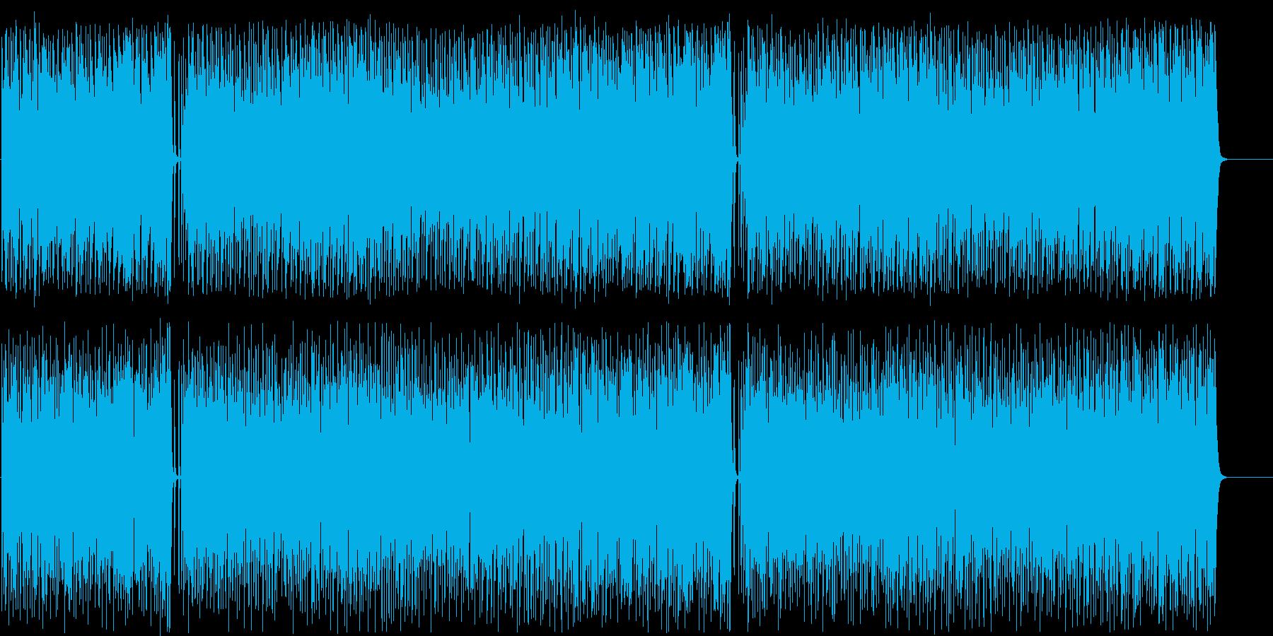 カントリー 軽快 コミカル にぎやかの再生済みの波形