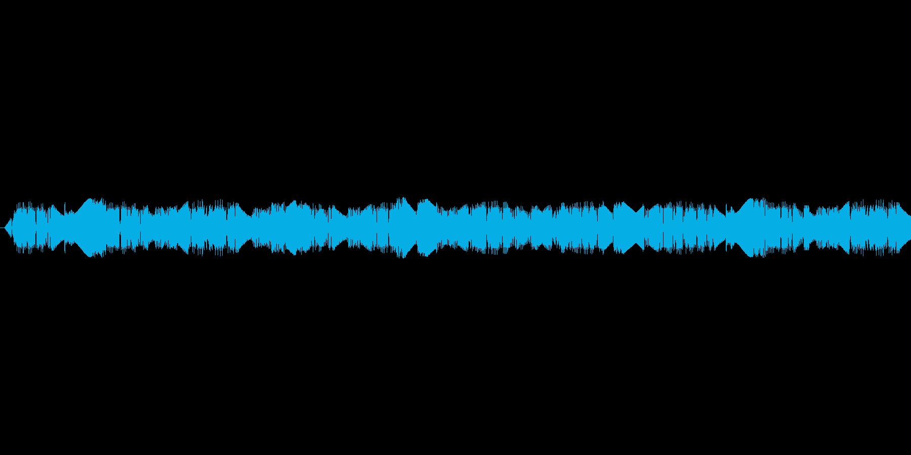 宇宙人が喋っているような電子音ですピロ2の再生済みの波形