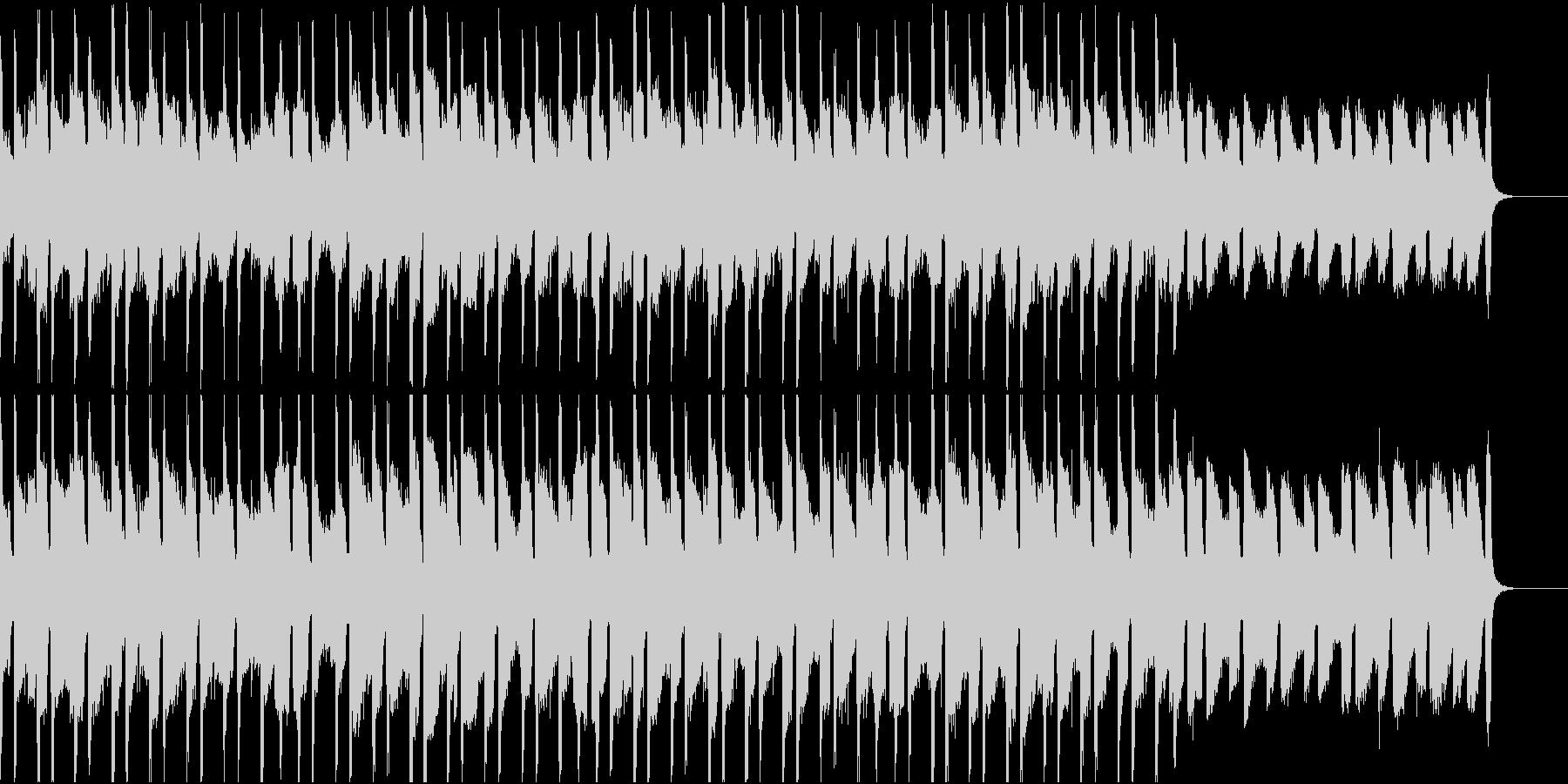 ノスタルジーを感じるギター曲です。の未再生の波形