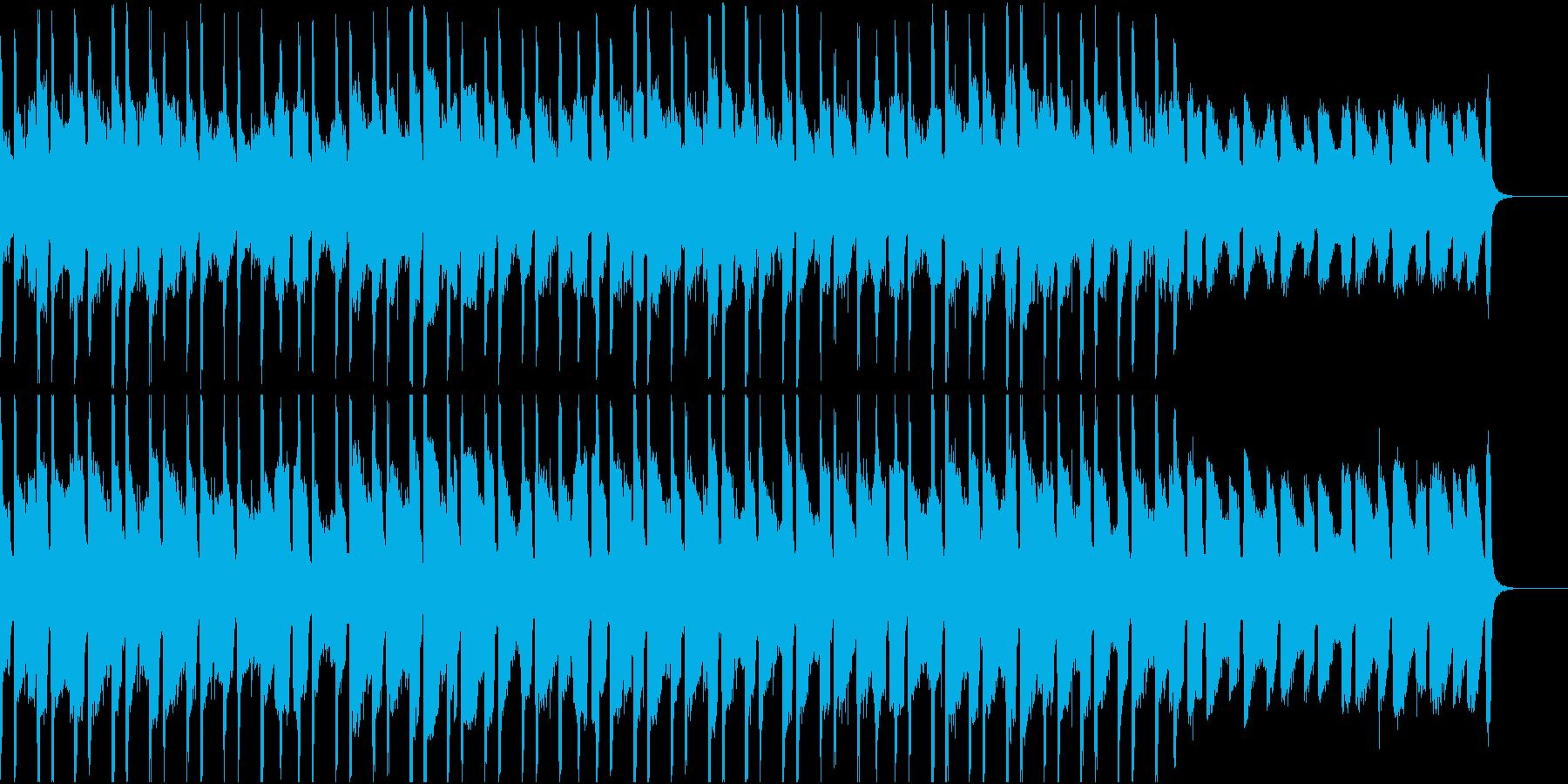 ノスタルジーを感じるギター曲です。の再生済みの波形