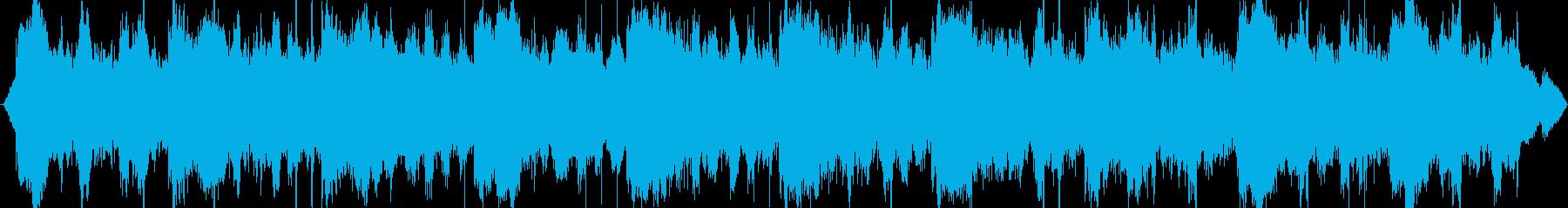 宇宙基地サイレンの再生済みの波形