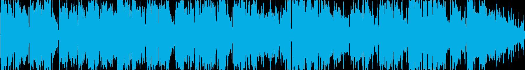 機械仕掛けのおうちの再生済みの波形