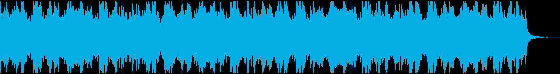 重厚感、ローディング、タイトル向けの再生済みの波形
