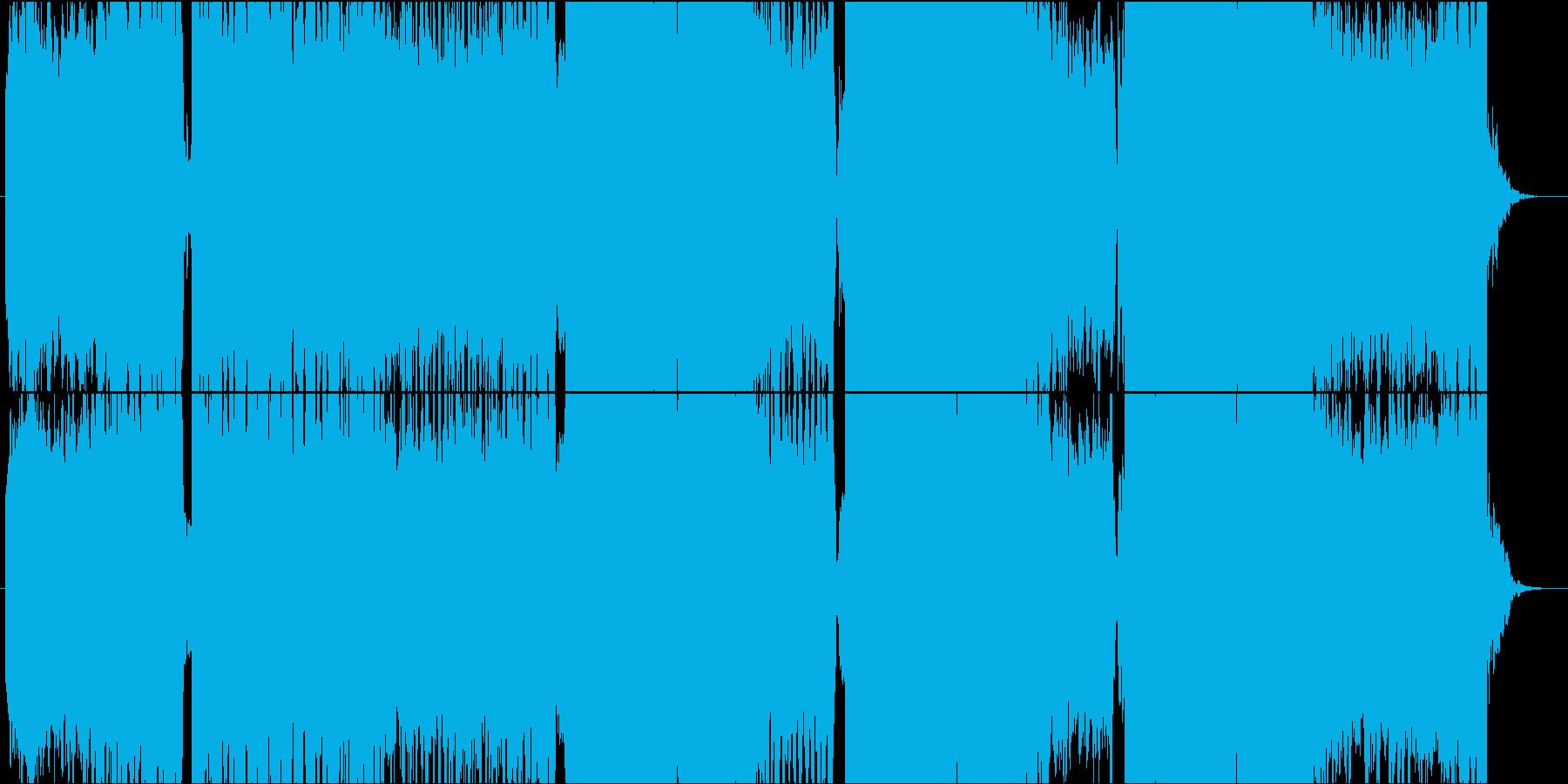 トワイライト /メロディックダブステップの再生済みの波形