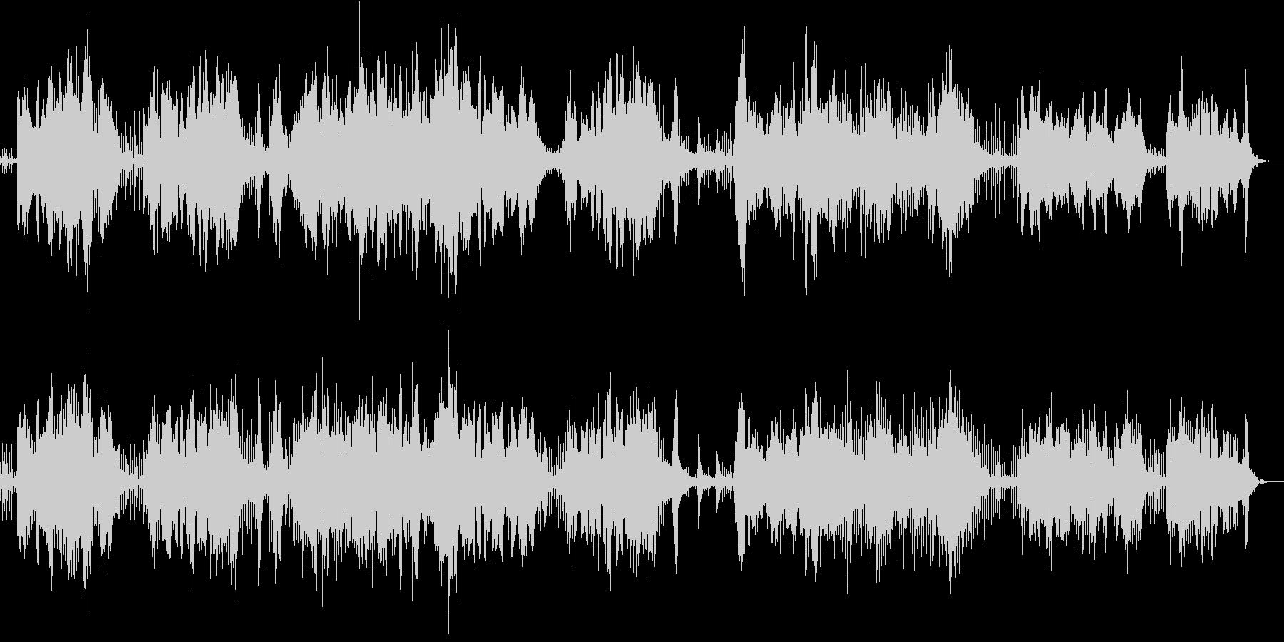 二胡/シンセ/ピアノおっさん抜きの民族調の未再生の波形