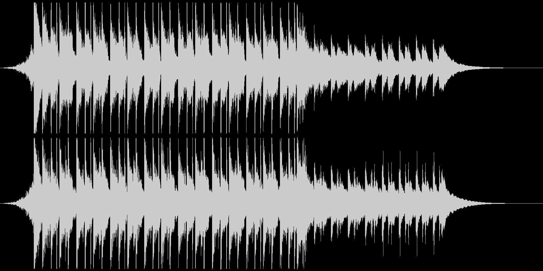 CMや映像に、ハッピーなウクレレ30秒の未再生の波形