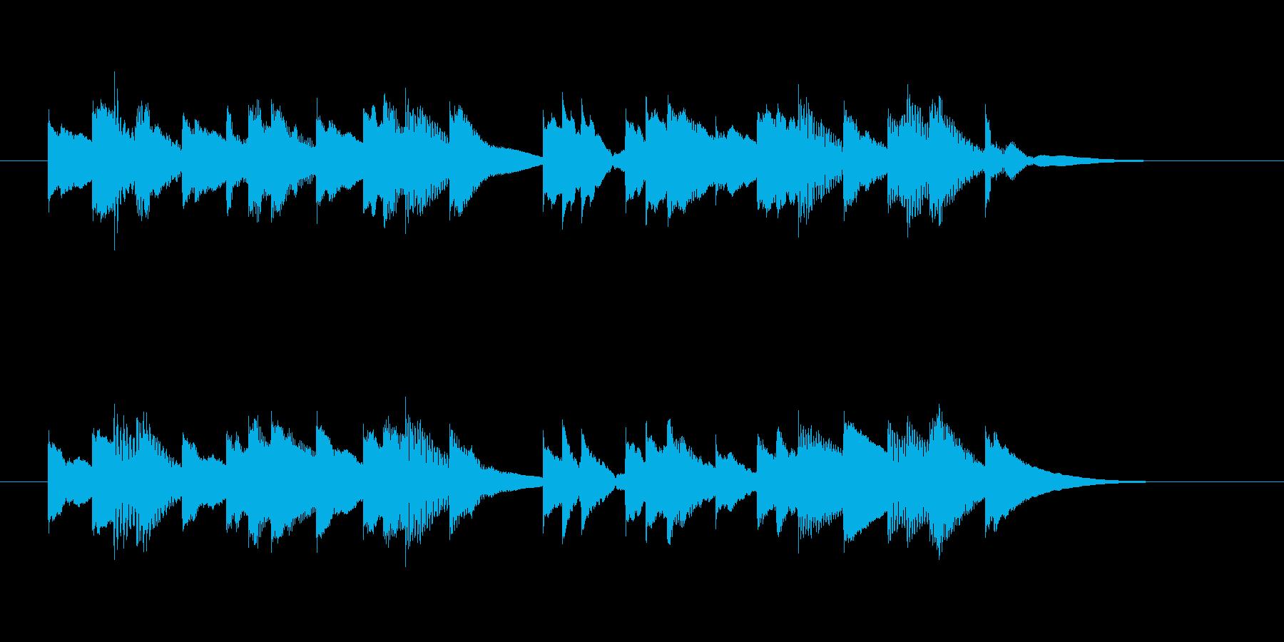 華麗なる大円舞曲の再生済みの波形