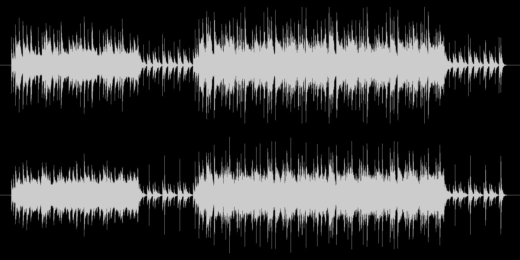 琴、ストリングを使用した和風な楽曲です。の未再生の波形