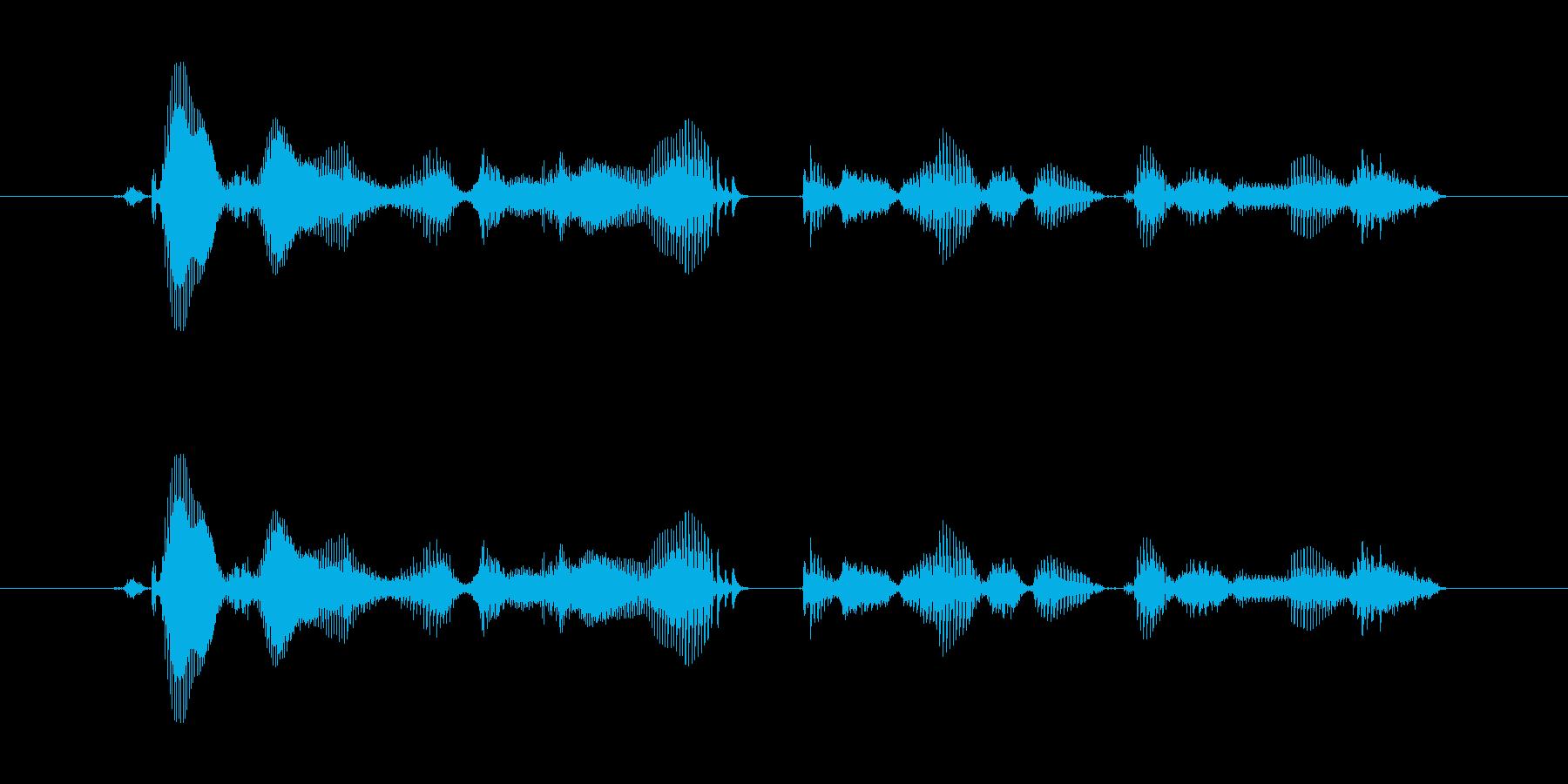 【時報・時間】午前8時を、お知らせいた…の再生済みの波形