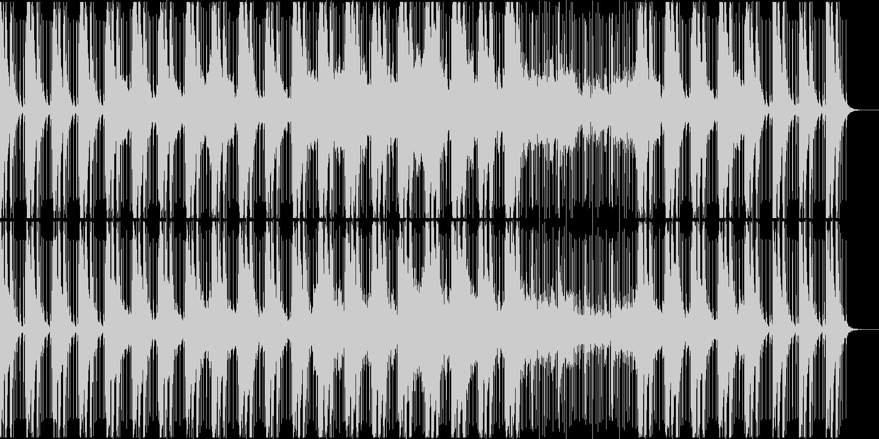 【BGM】ファッションショー【映像】の未再生の波形