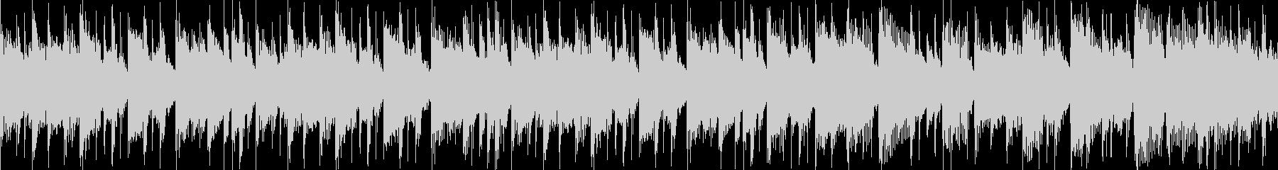 汎用BGM/クール(LOOP対応)の未再生の波形