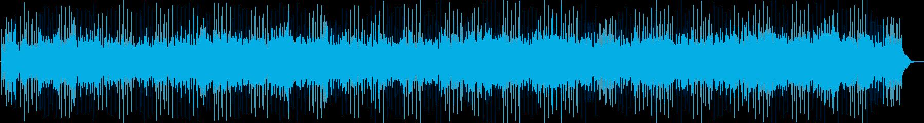1970年代洋楽ソウル メロウなグルーヴの再生済みの波形