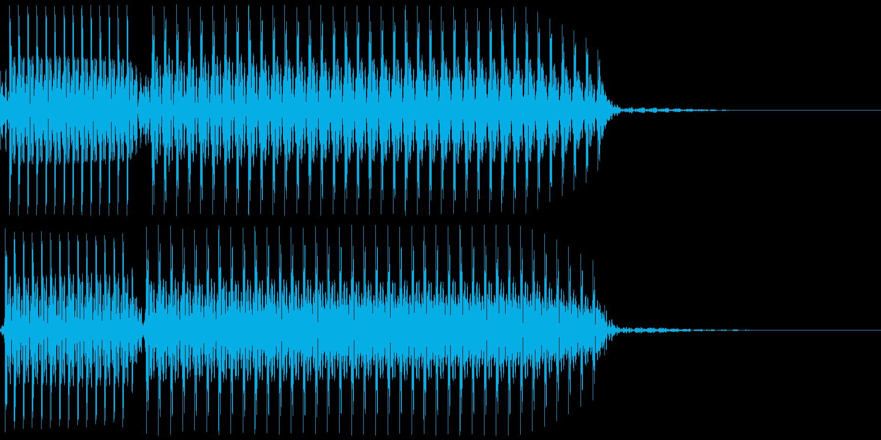 不正解音 ビブ~(GMS)の再生済みの波形