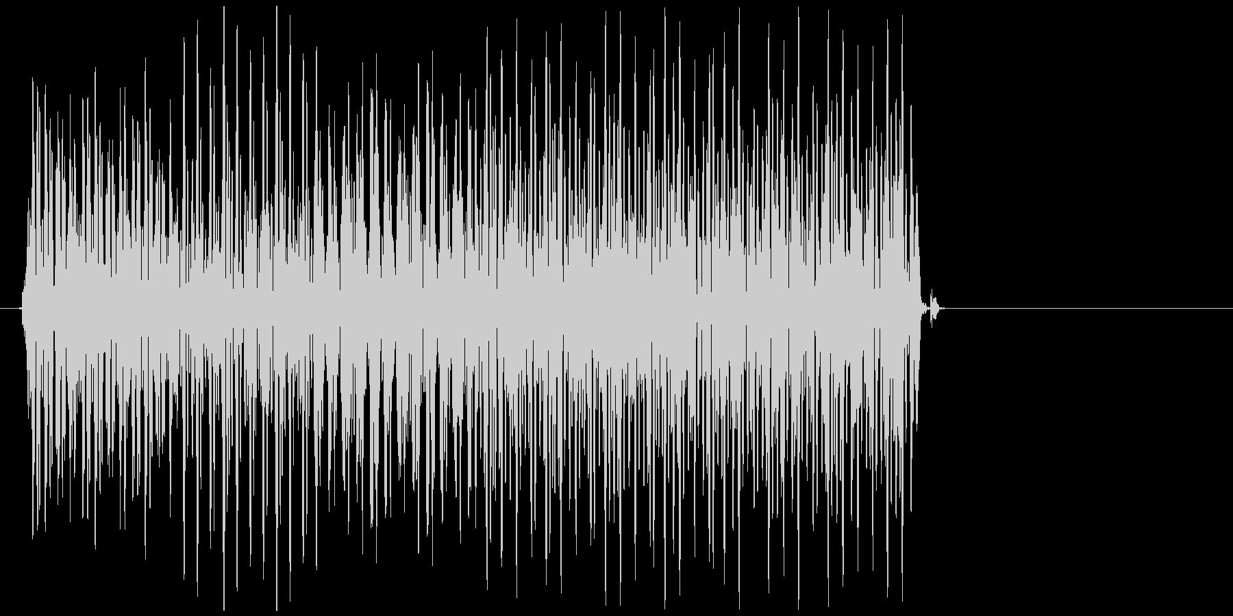 デレレレー↓(不正解、バツ、クイズ)の未再生の波形