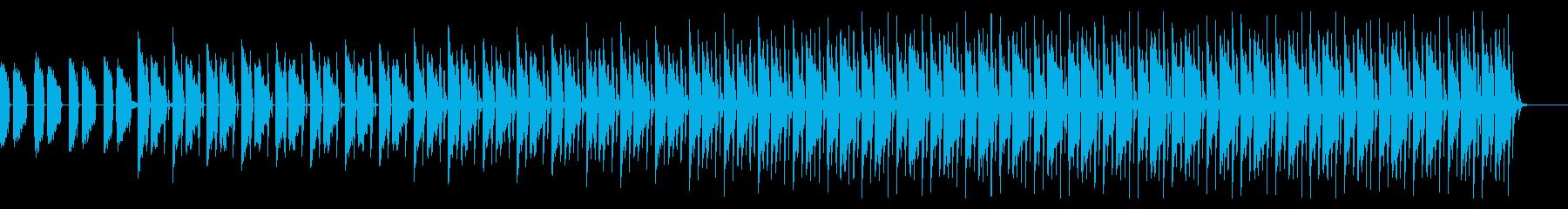 お洒落でミニマルなシンセ VP等にの再生済みの波形