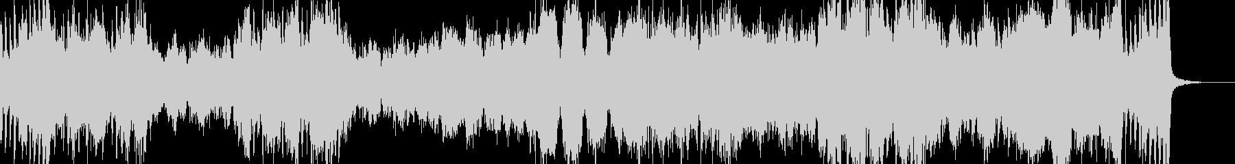 バトル オーケストラ RPGの未再生の波形