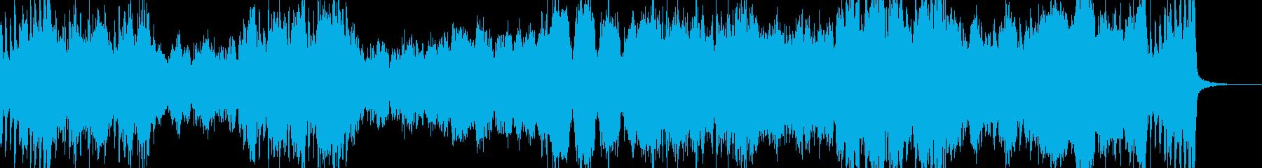 バトル オーケストラ RPGの再生済みの波形