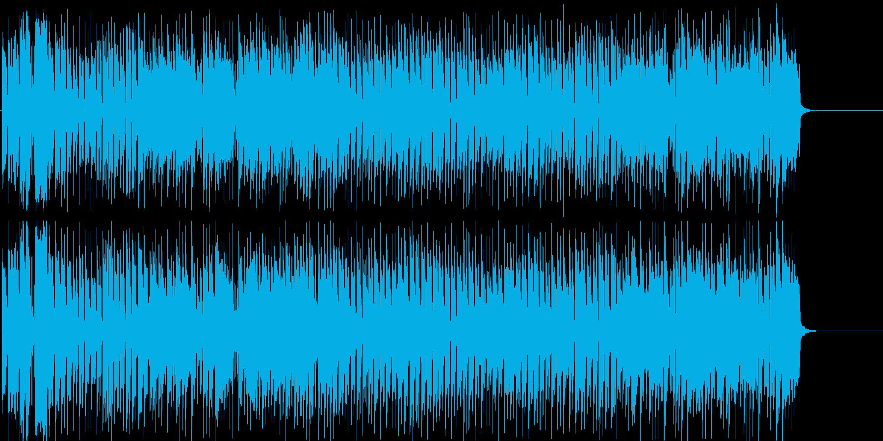 ほのぼの 元気 若さ 青空 楽しいの再生済みの波形