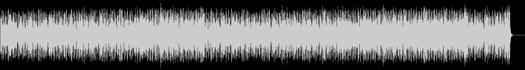 リラックスなフュージョン(フルサイズ)の未再生の波形