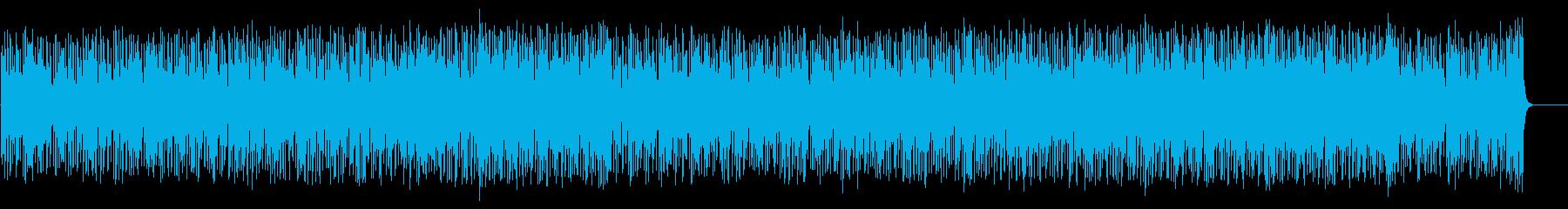 リラックスなフュージョン(フルサイズ)の再生済みの波形