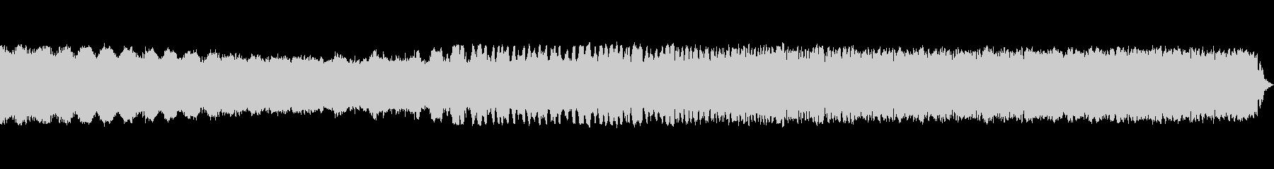 ヒュルルル ギュイーン(エネルギー充電)の未再生の波形