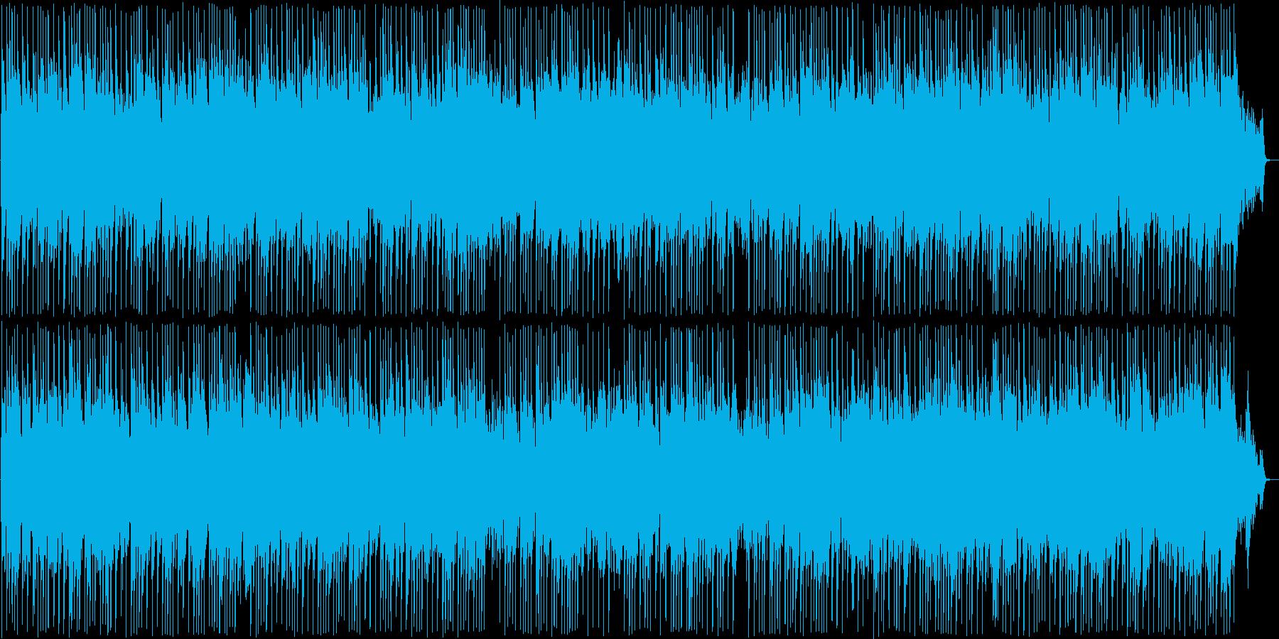 メヌエット ト長調 / バッハ(和風)の再生済みの波形