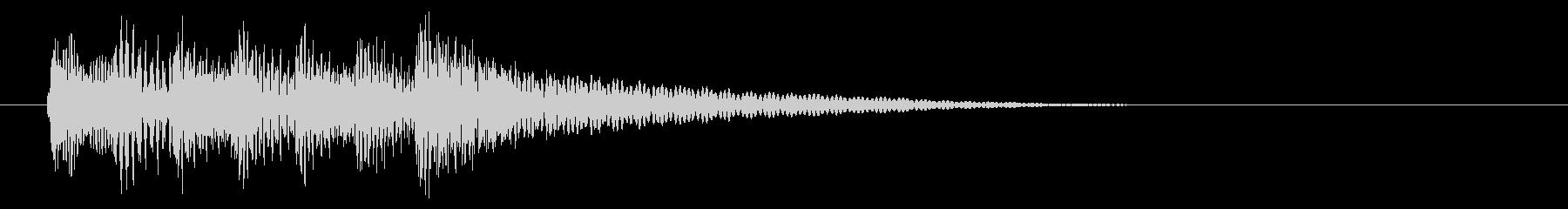 民族系/打楽器/レベルアップの未再生の波形