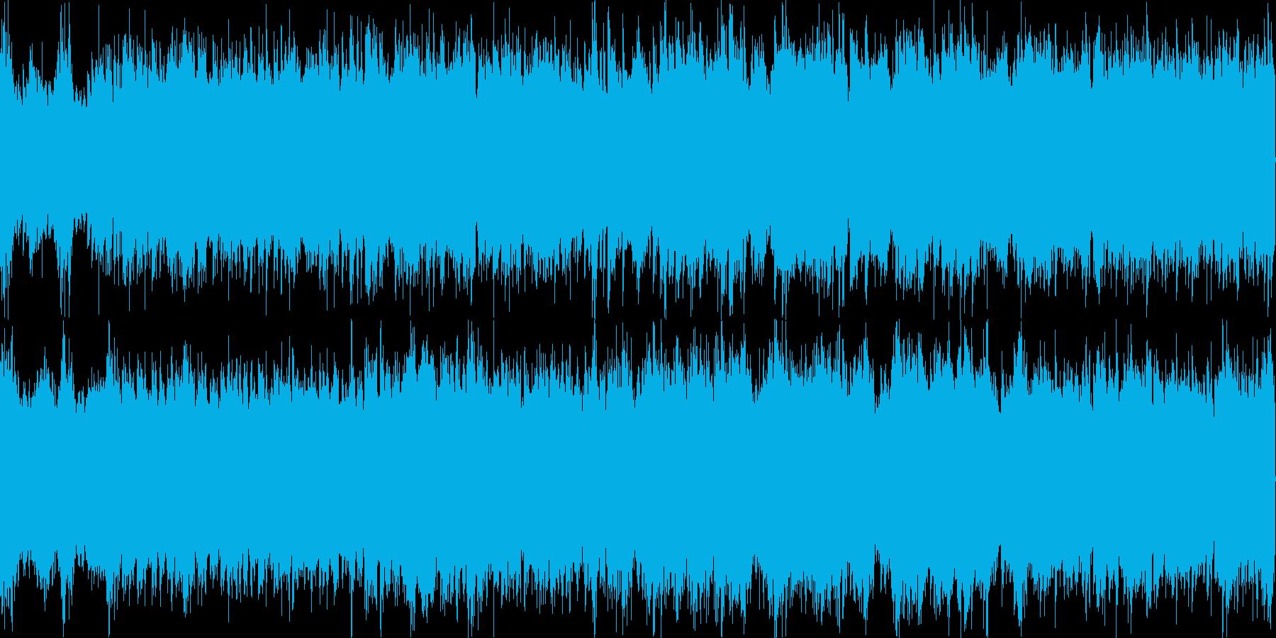 ハードです。の再生済みの波形