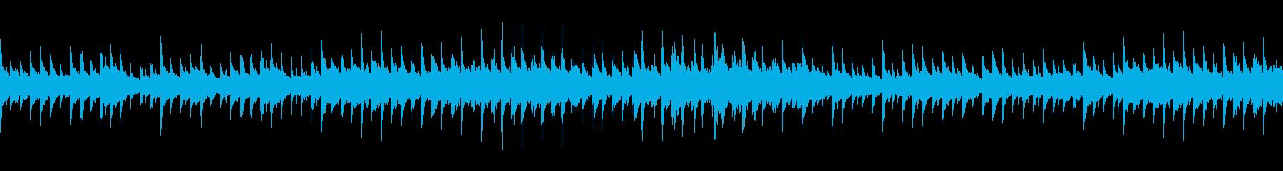 ほんわかポップバラード (ループ仕様)の再生済みの波形