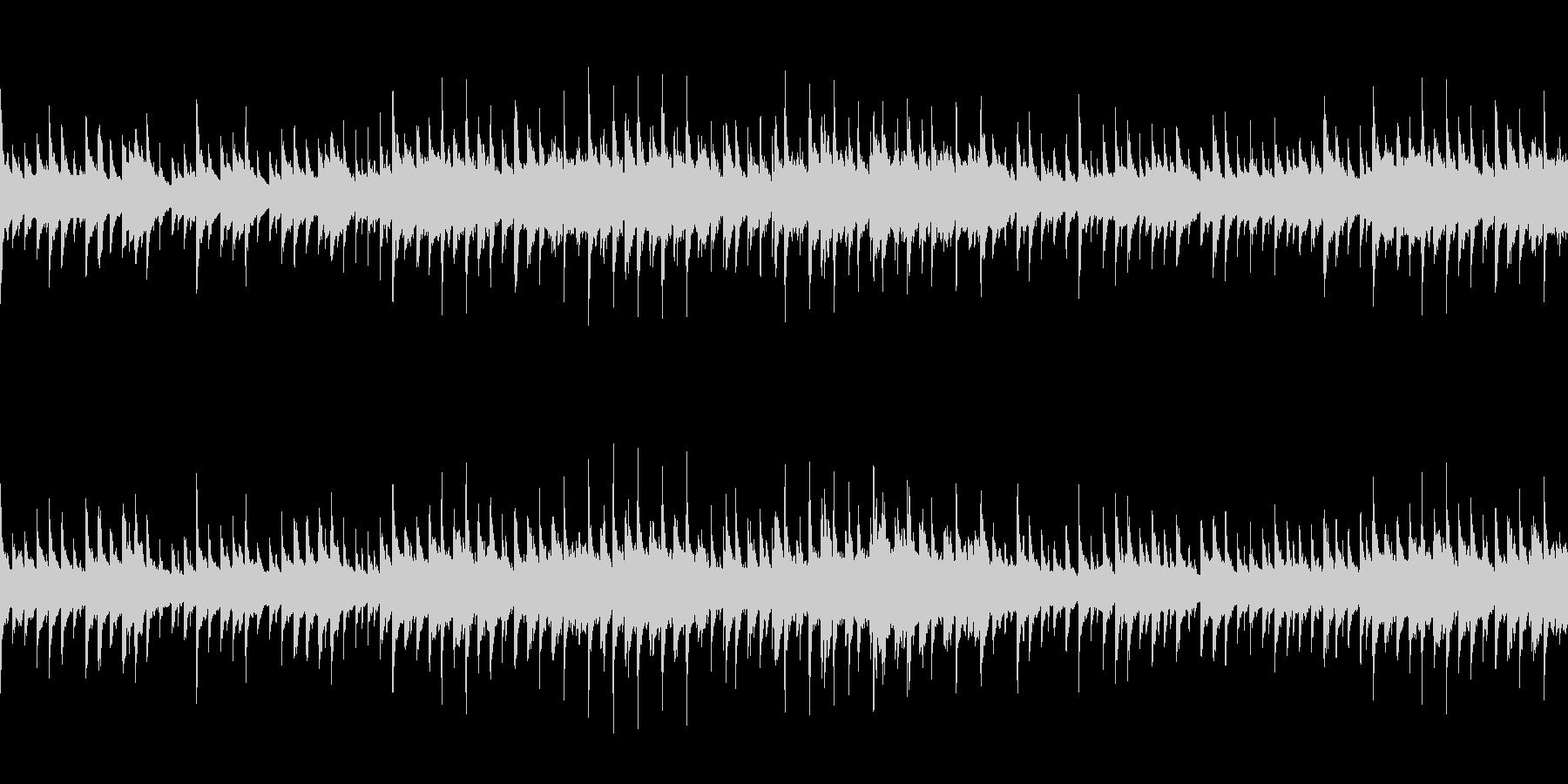 ほんわかポップバラード (ループ仕様)の未再生の波形