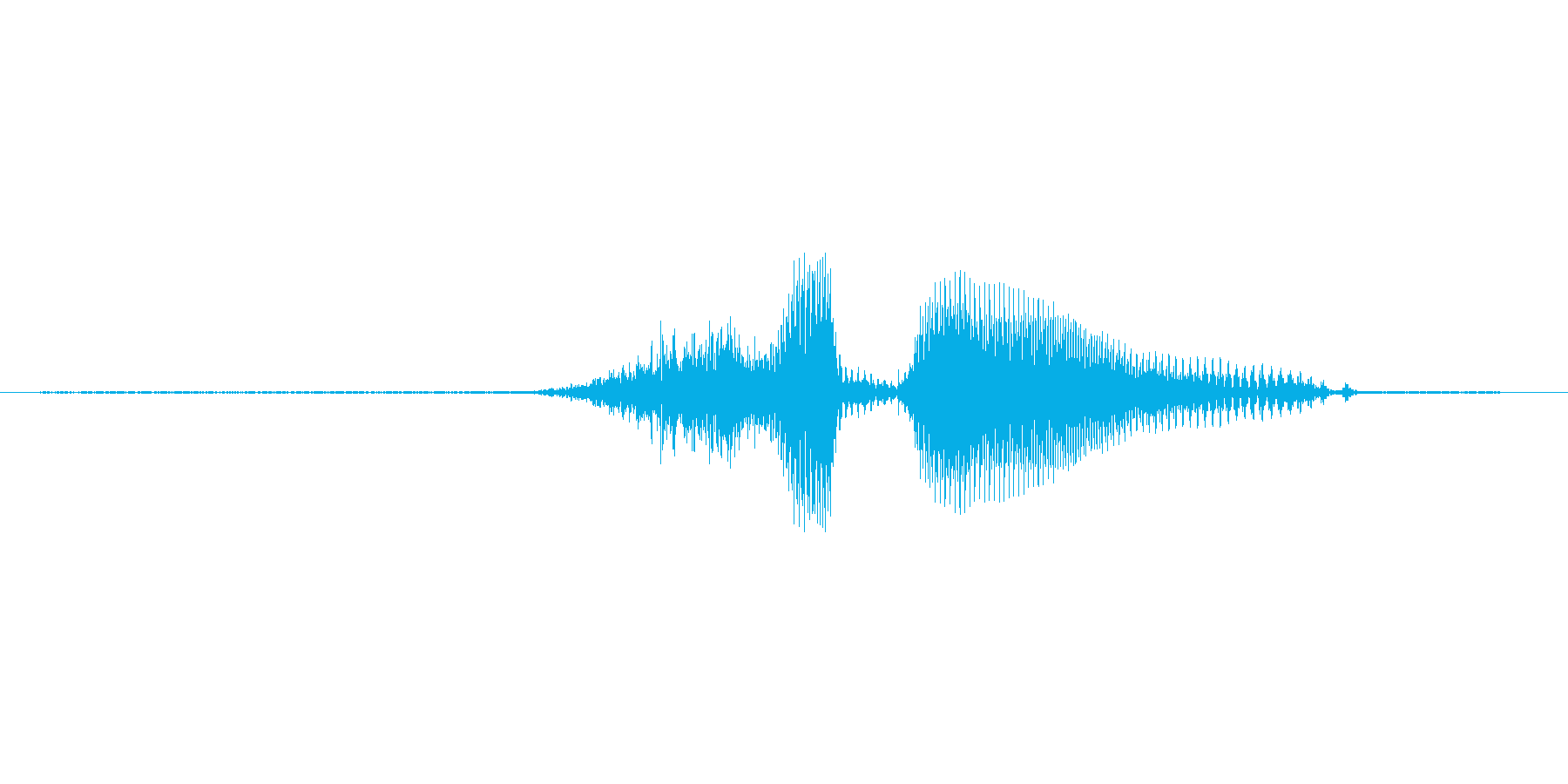3(すりー)の再生済みの波形