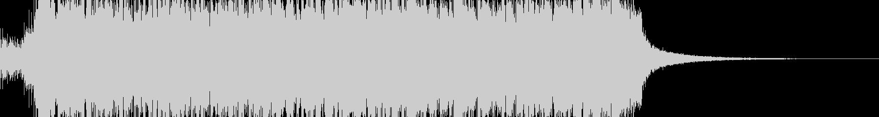交響曲第9 コーラス トランス 01J2の未再生の波形