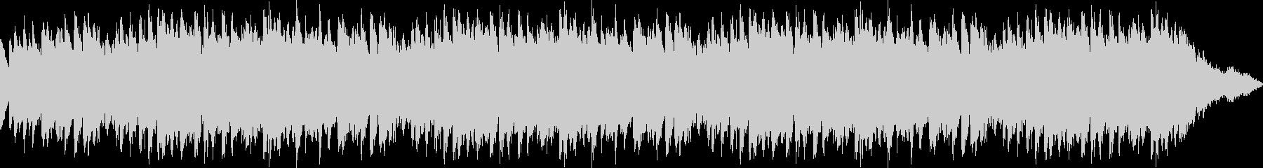 ファンタジックなシンセジングル_ロングの未再生の波形