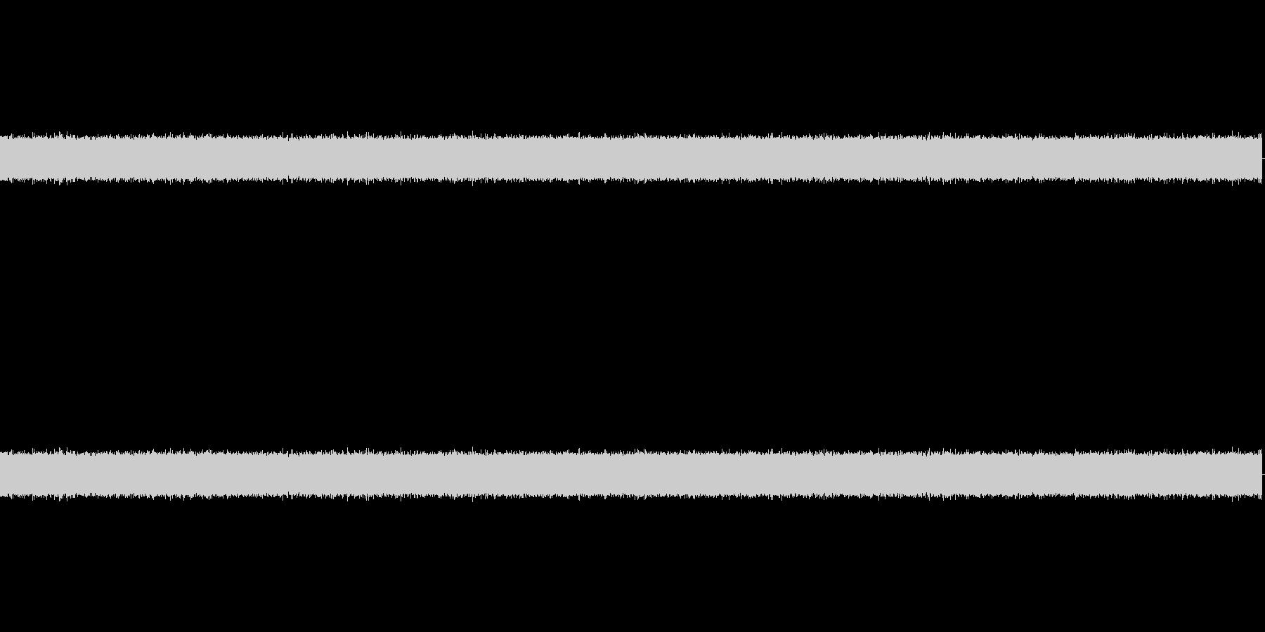 【ホワイトノイズ-3L】の未再生の波形