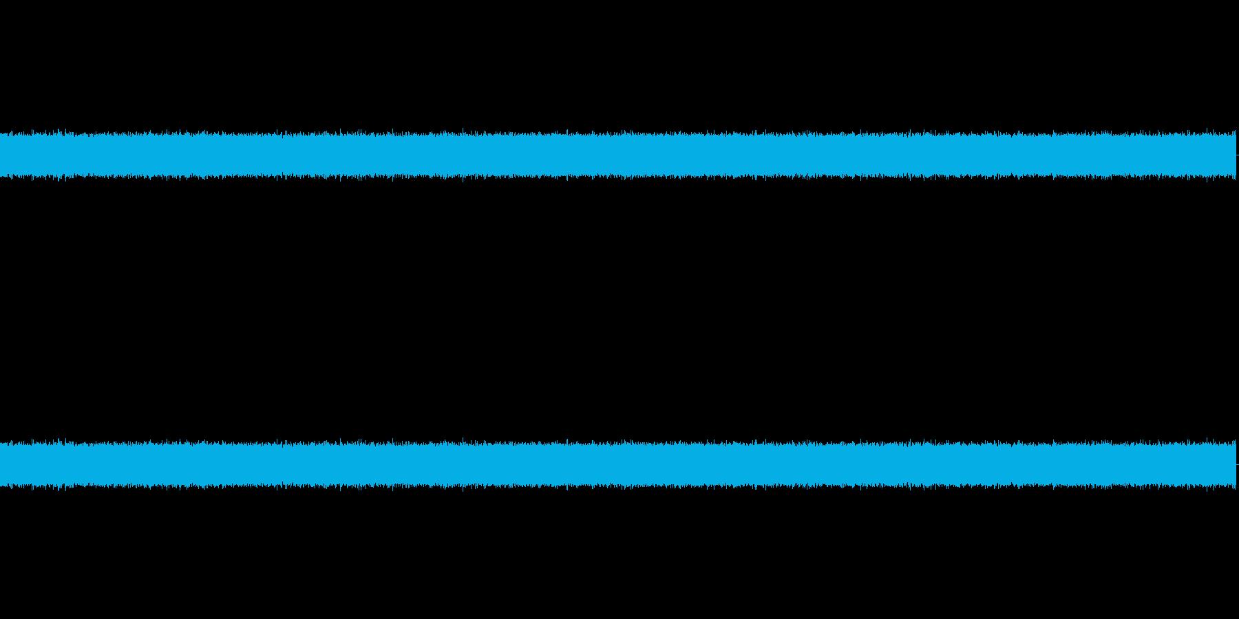 【ホワイトノイズ-3L】の再生済みの波形