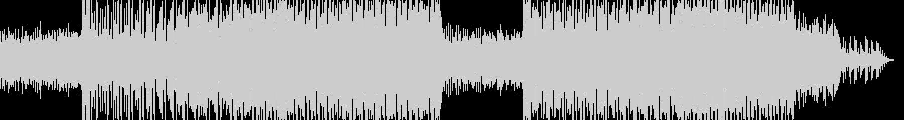 エイトビートのエレクトロ-02の未再生の波形