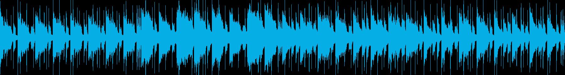 穏やかで切ないジャズの再生済みの波形