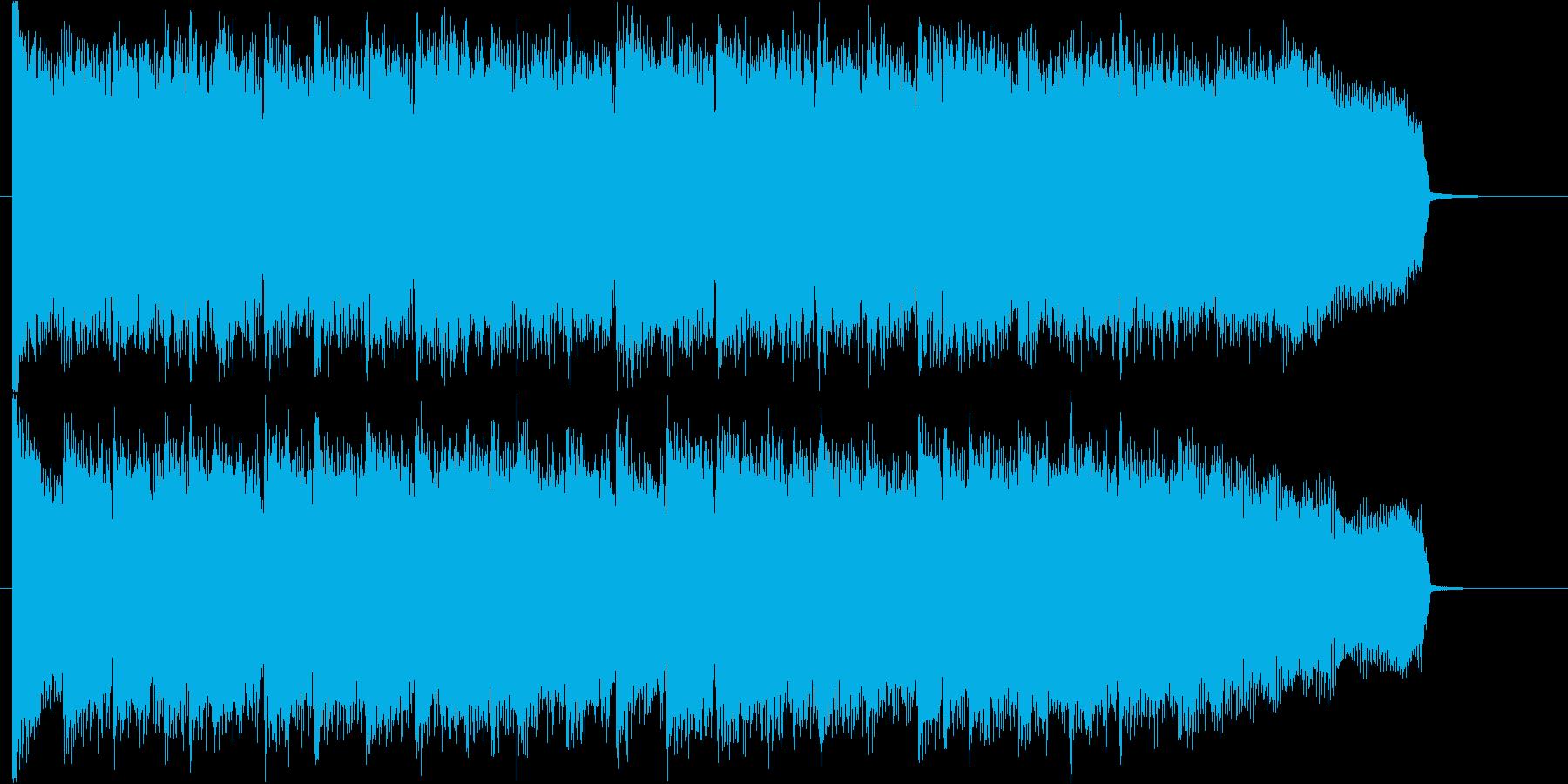 定番クリスマスソングのロックバージョン!の再生済みの波形