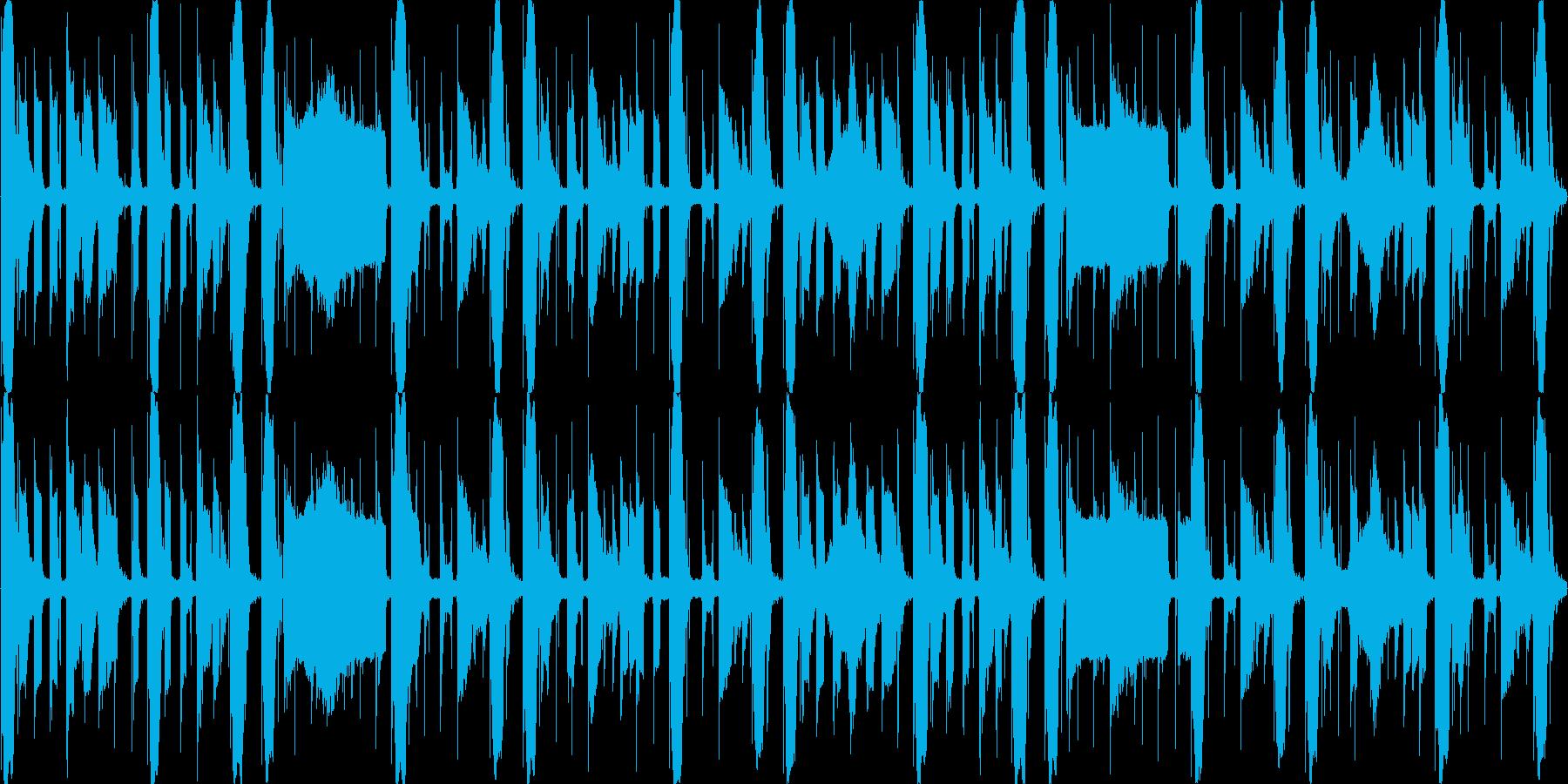 【ヒップホップ/SAX】の再生済みの波形