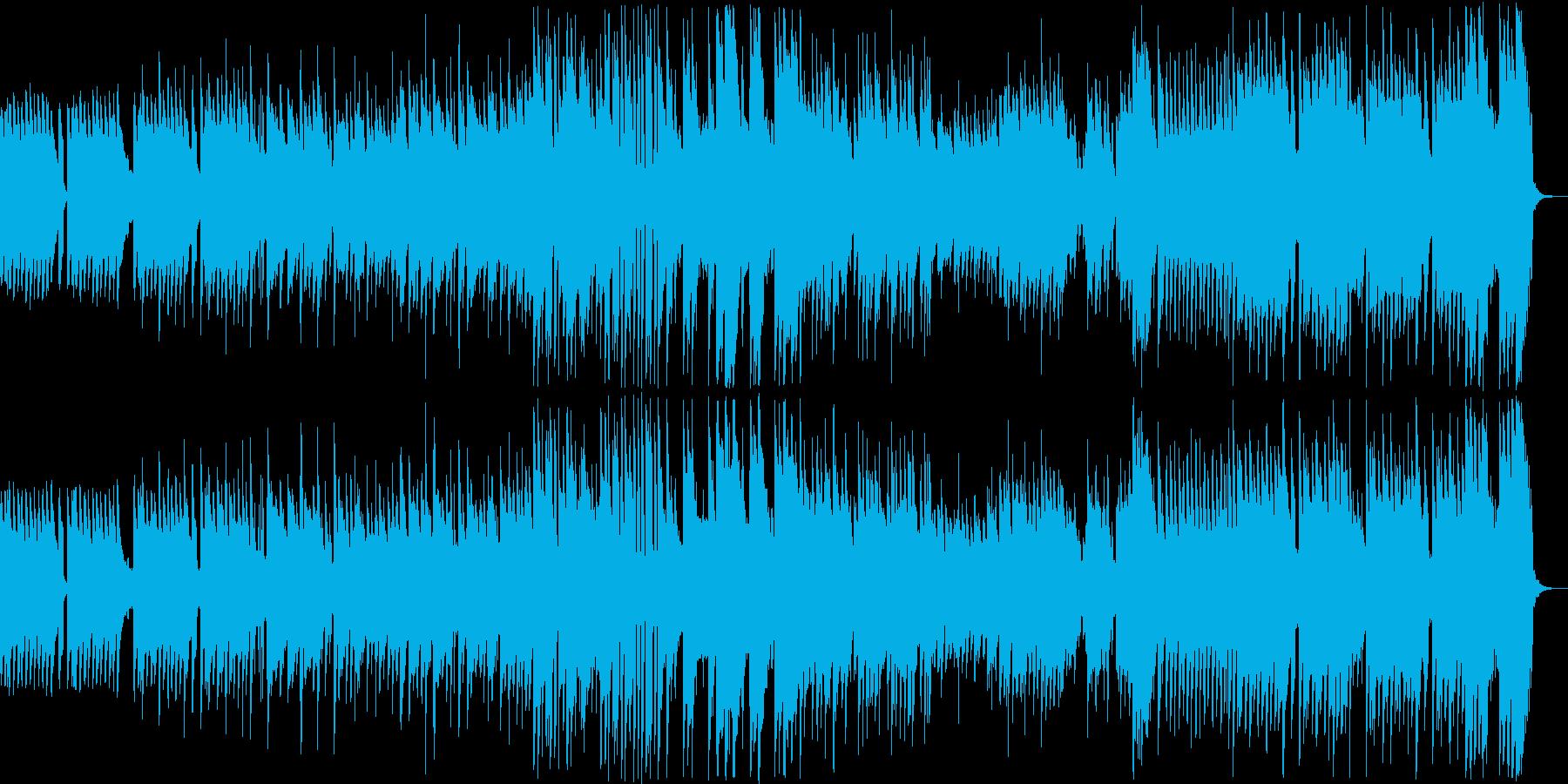 8bitダークでメルヘンチック Ver2の再生済みの波形