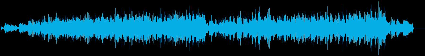 正統派でドリーミーなジャズフュージョンの再生済みの波形