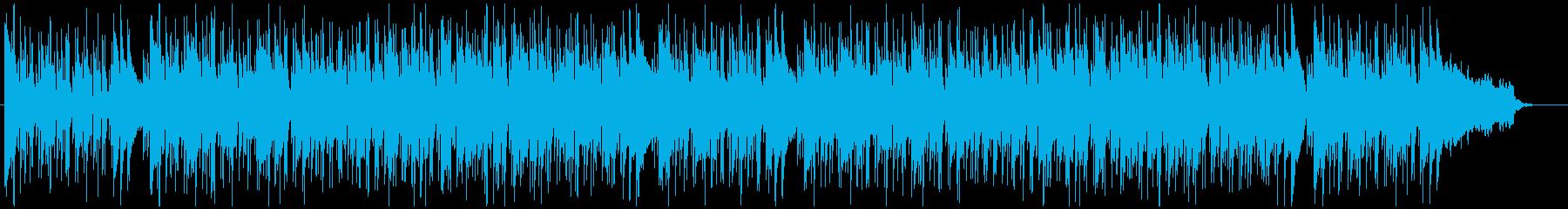 サティ、ジムノペディ第1番、ボサノヴァの再生済みの波形