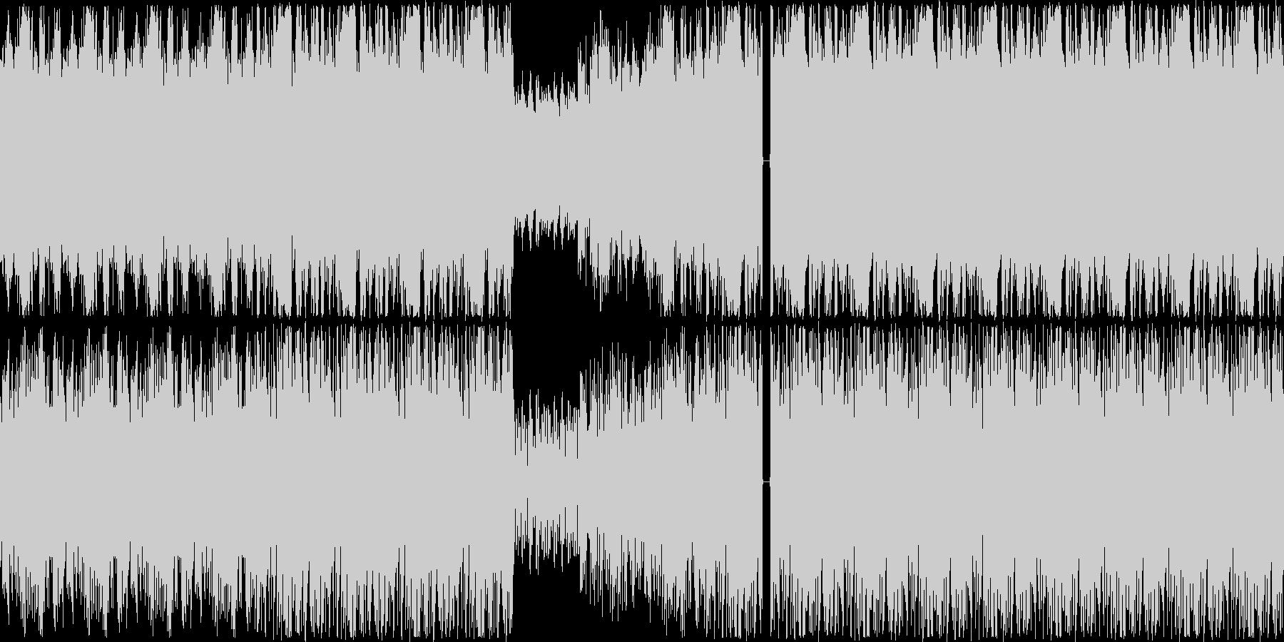 【スタイリッシュ/知的/フレンチハウス】の未再生の波形