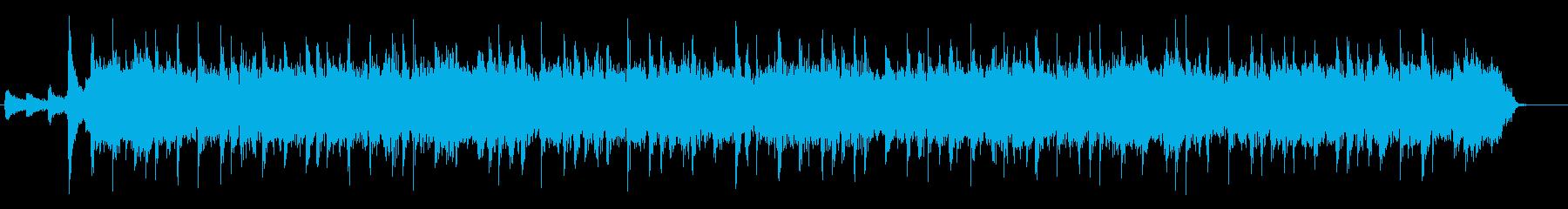 ハードロック#2リード無/オープニングの再生済みの波形