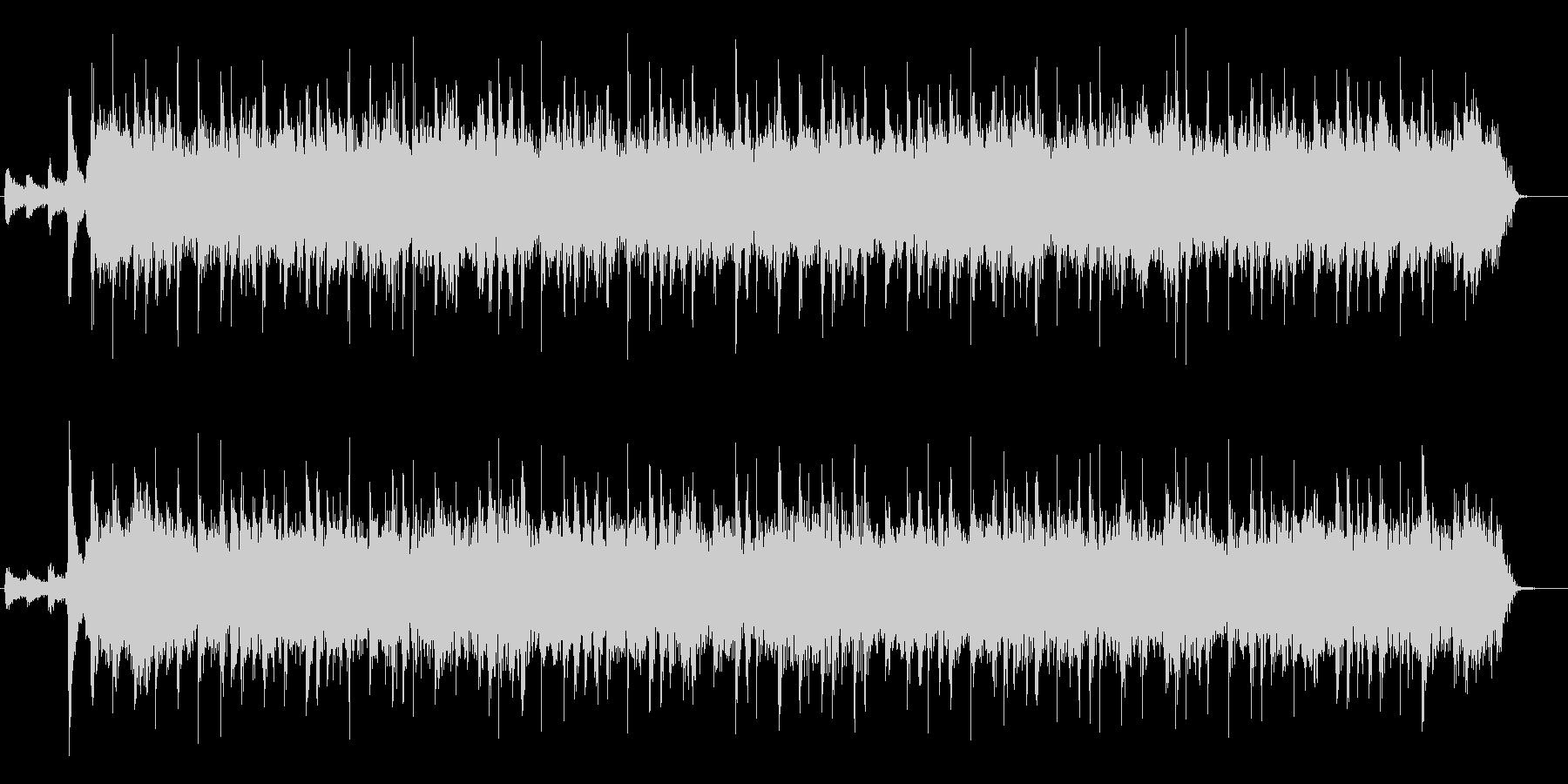 ハードロック#2リード無/オープニングの未再生の波形