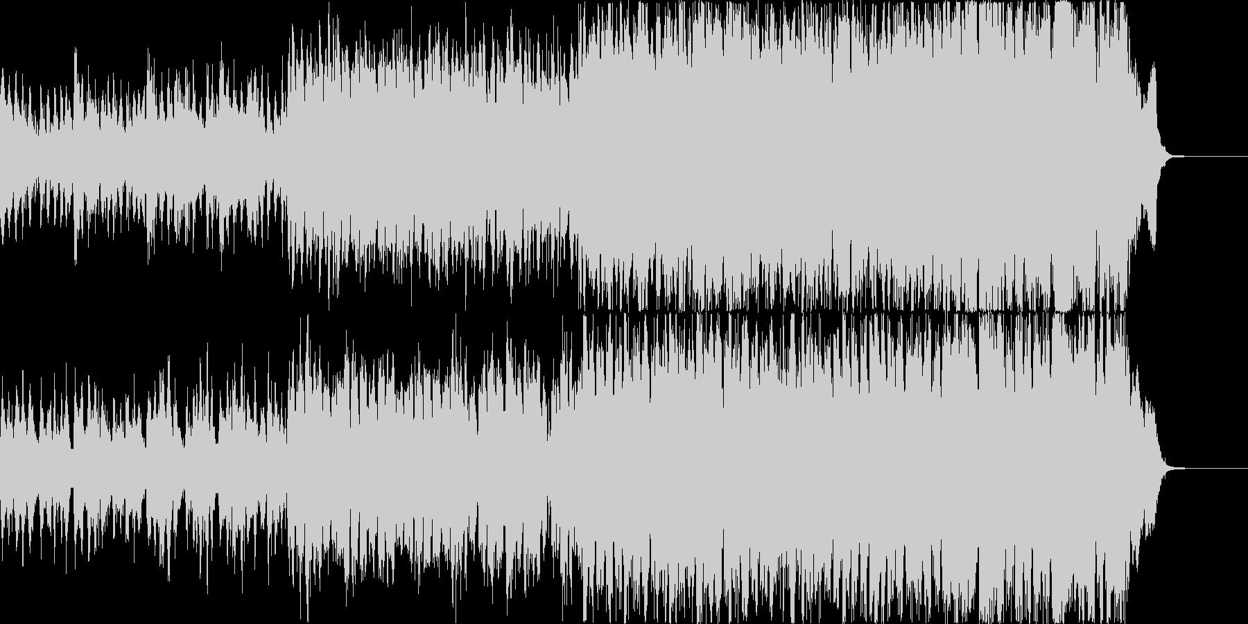 【CM・企業VP】オーケストラ+デジタルの未再生の波形